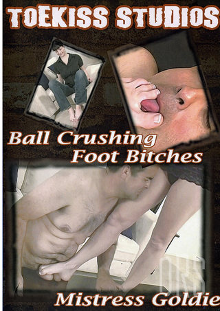 Large Photo of Ball Crushing Foot Bitches