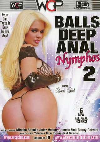 Large Photo of Balls Deep Anal Nymphos 2