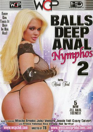 Large Photo of Balls Deep Anal Nymphos 2