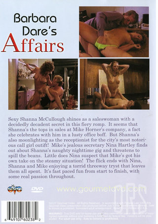 back - Barbara Dares Affairs