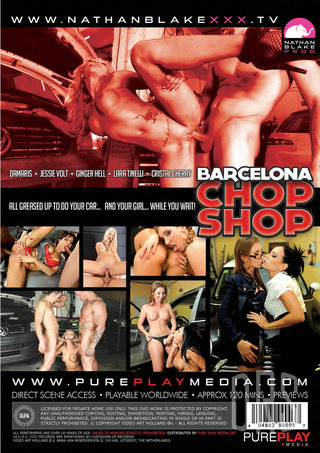 back - Barcelona Chop Shop