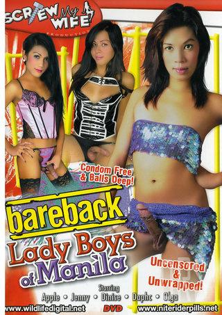 Large Photo of Bareback Ladyboys Of Manila