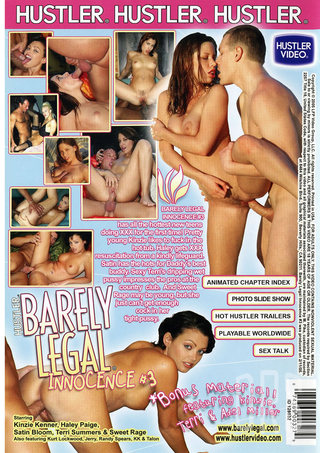 back - Barely Legal Innocence 3
