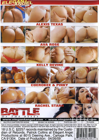 back - Battle Of The Asses