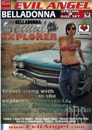 Large Photo of Belladonna: Sexual Explorer
