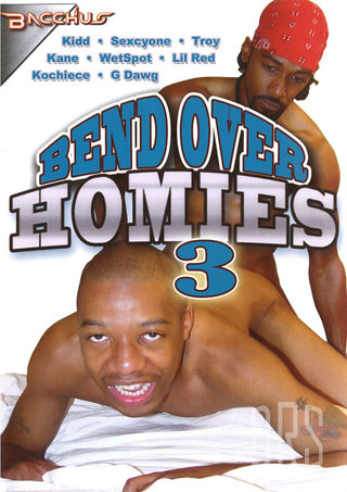 Large Photo of Bend Over Homies 3
