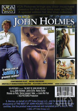 back - Best Of John Holmes 1