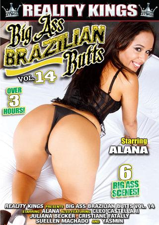 Large Photo of Big Ass Brazilian Butts 14