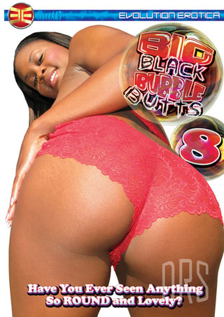 Large Photo of Big Black Bubble Butts 8