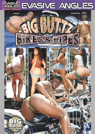 Large Photo of Big Black Buttz Bikes N Pipes 1