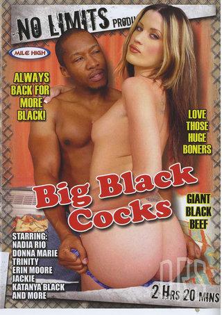 Large Photo of Big Black Cocks