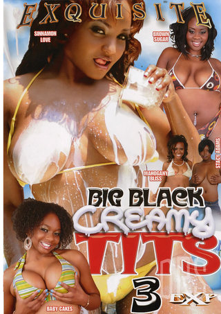 Large Photo of Big Black Creamy Tits 3