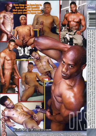 back - Big Black Dicks Home Alone