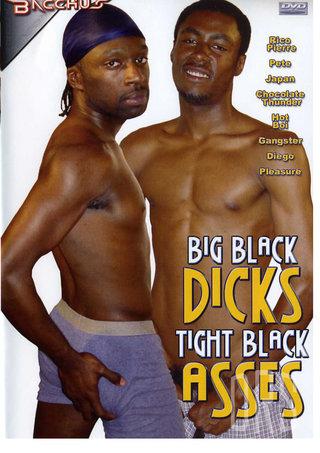 Large Photo of Big Black Dicks Tight Black Asses