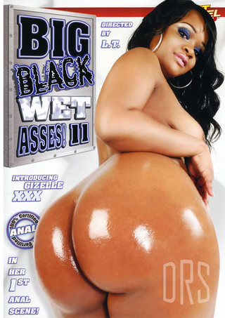 Large Photo of Big Black Wet Asses 11