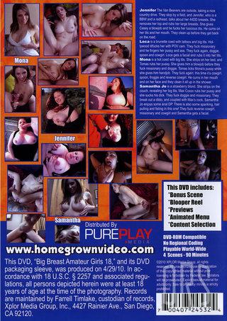 back - Big Breast Amateur Girls 18