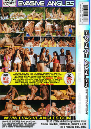 back - Big Bubble Butt Brazilian Orgy 10