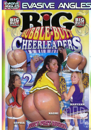 Large Photo of Big Bubble Butt Cheerleaders 2
