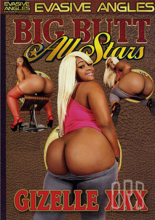 Large Photo of Big Butt All Stars Gizelle XXX