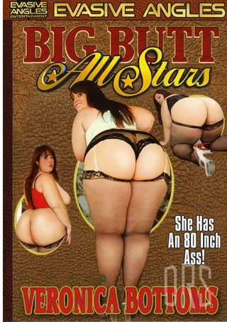 Large Photo of Big Butt All Stars Veronica Bottoms