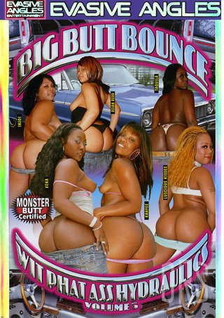 Large Photo of Big Butt Bounce With Phat Ass Hyd 5