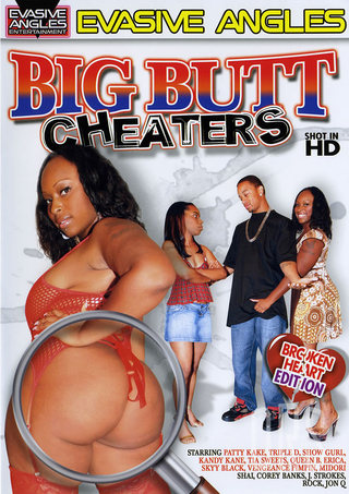 Large Photo of Big Butt Cheaters