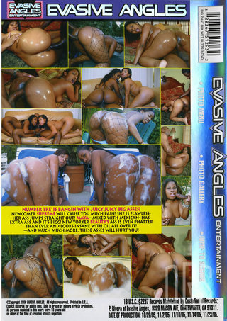back - Big Phat Black Wet Butts 3