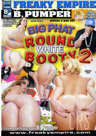 Large Photo of Big Phat Round White Booty 2