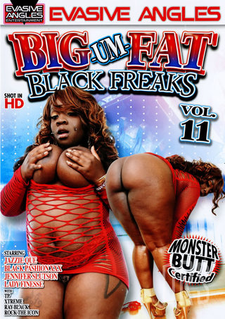 Large Photo of Big Um Fat Black Freaks 11