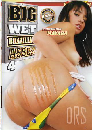 Large Photo of Big Wet Brazilian Asses 4