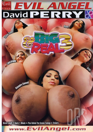 Large Photo of Big and Real 3
