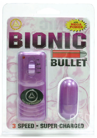 Front of Package - Bionic Bullet Fat