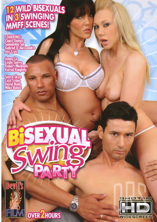 Large Photo of Bisexual Swing Party