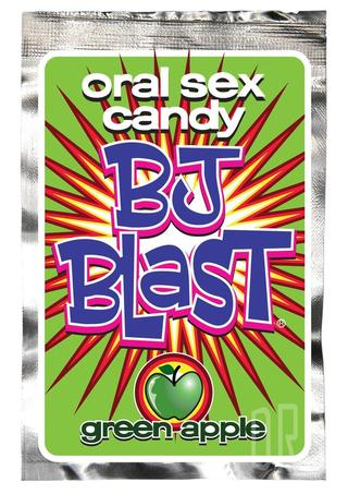 Large Photo of BJ Blast Oral Sex Candy