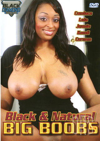 Large Photo of Black & Natural Big Boobs