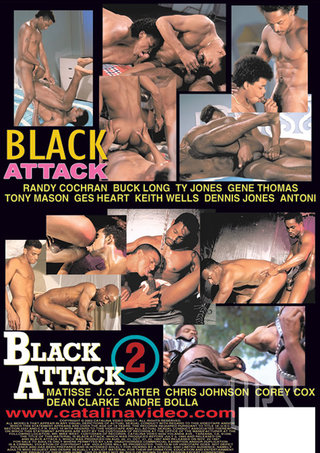 back - Black Attack 1  & 2