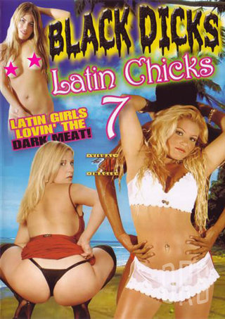 Large Photo of Black Dicks In Latin Chicks 7