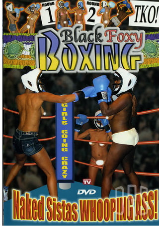 Large Photo of Black Foxy Boxing