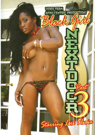 Large Photo of Black Girl Next Door 3