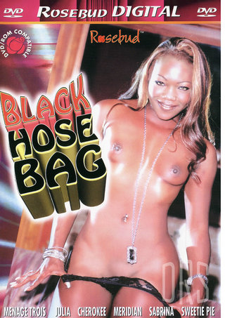 Large Photo of Black Hosebag