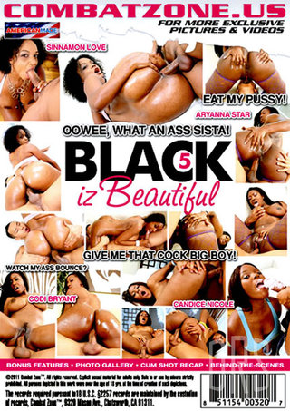 back - Black Iz Beautiful 5