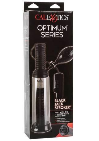 Front of Package - Black Jack Stroker