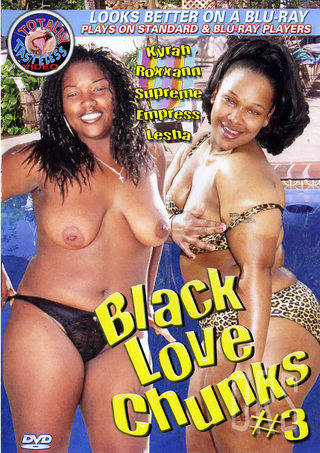 Large Photo of Black Love Chunks 3