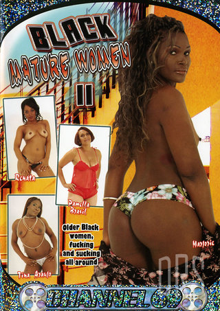 Large Photo of Black Mature Women 11