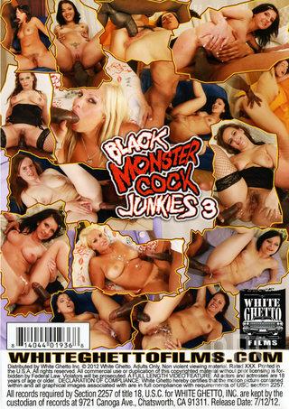 back - Black Monster Cock Junkies 3