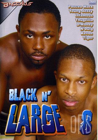 Large Photo of Black N Large 8