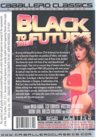back - Black To The Future
