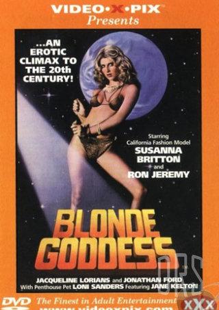 Large Photo of Blonde Goddess