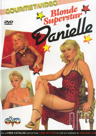 Large Photo of Blonde Superstar Daniell