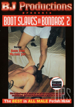 Large Photo of Boot Slaves In Bondage 2
